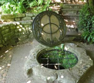Chalice Well Glastonbury