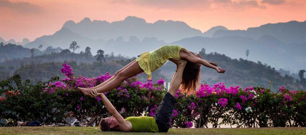 Study Thai Yoga Massage