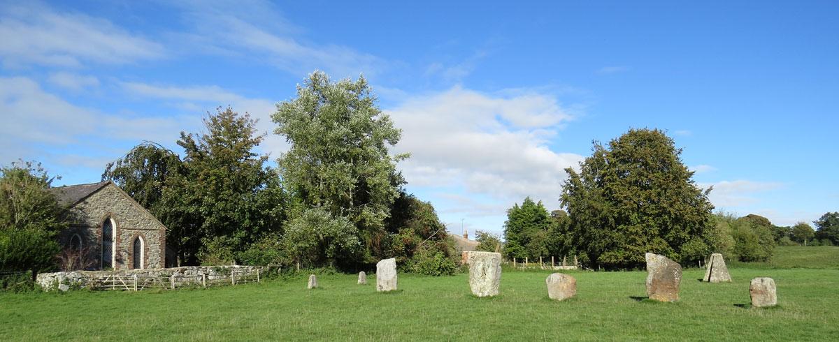 Sacred Site Avebury Stone circles