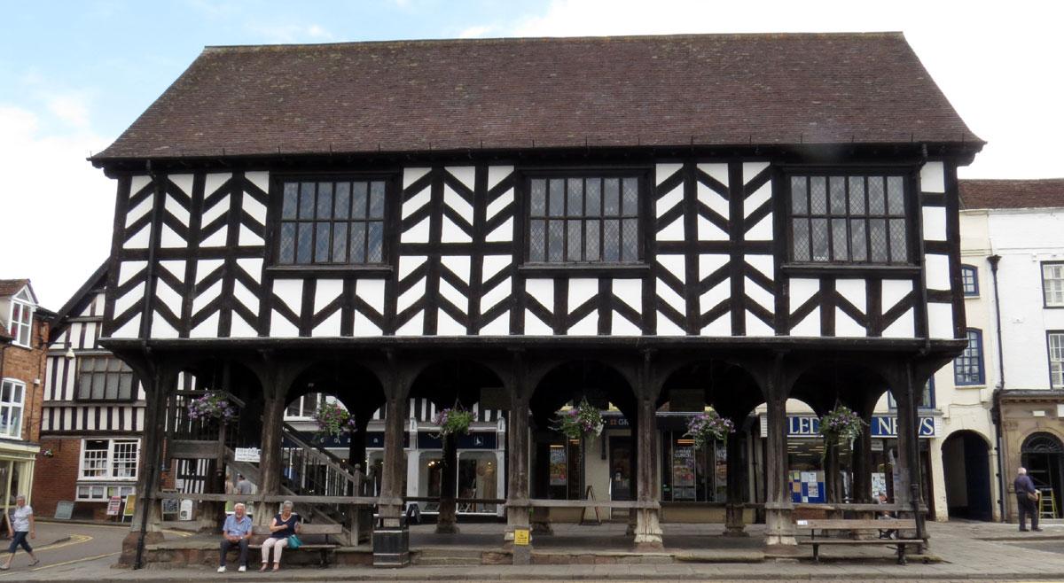 Market House Ledbury