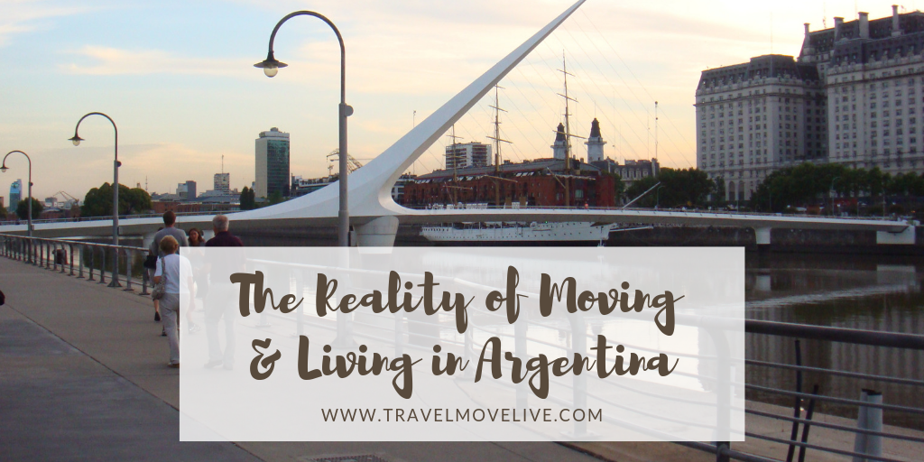 Moving and Living in Argentina