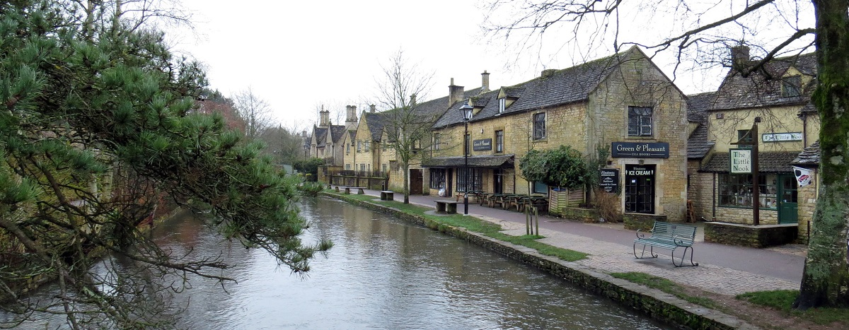 walking routes through the cotswolds