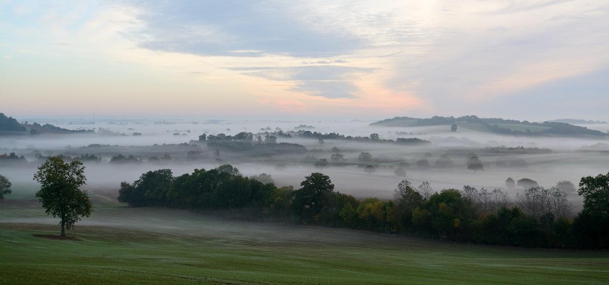 Countryside walks of Britain