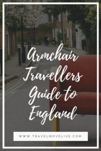 The Armchair Travellers guide to England